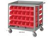 STOCK CARTS - HSRC SERIES STOCK RAIL CARTS